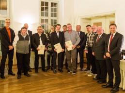 bayreuth stadtwerke ehrung feier jubiläum