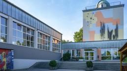 schulen bayreuth alexander von humboldt realschule aussenansicht 1