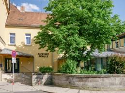 schulen bayreuth altstadtschule aussenansicht