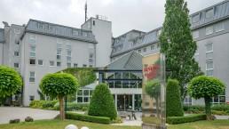 Arvena Hotel Aussenansicht 1
