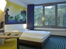 B&B HOTELS-Frenchbettzimmer