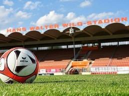 Fußball, Altstadt, Regionalliga, Hans-Walter-Wild-Stadion