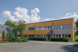 schulen bayreuth berufsoberschule aussenansicht