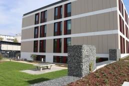 bayreuth kliniken bezirkskrankenhaus aussenansicht