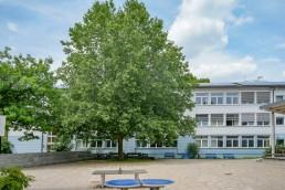 schulen bayreuth gymnasium christian ernestinum pausenhof 1
