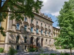 schulen bayreuth gymnasium markgraefin wilhelmine aussenansicht 1