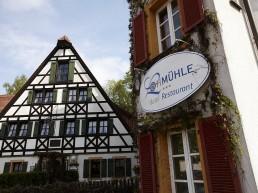 Hotel Lohmühle Aussenansicht