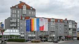 Hotel Rheingold Aussenansicht