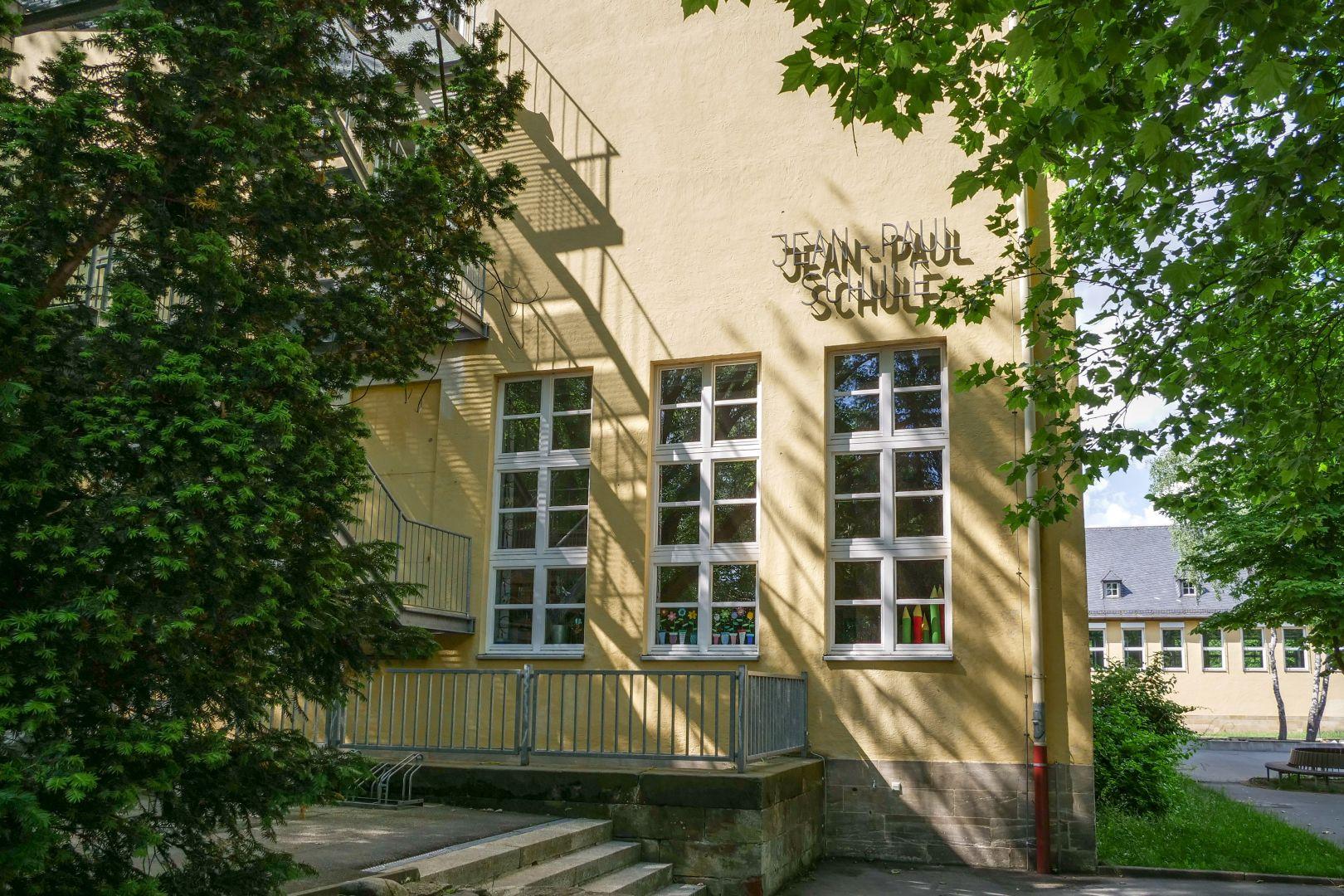jean paul schule bayreuth