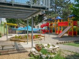 kindergaerten bayreuth loewenzahn dammallee spielplatz