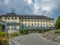 bayreuth kliniken klinikum hohe warte aussenaufnahme