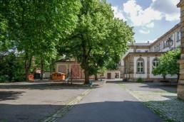 schulen bayreuthluitpold schule pausenhof