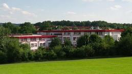 bayreuth kliniken mediclin rehazentrum aussenansicht