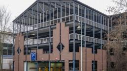 bayreuth verkehr parkhaus albrecht duerer straße aussenaufnahme