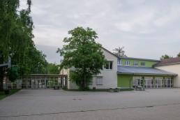 schulen bayreuth sankt georgen mirttelschule pausenhof
