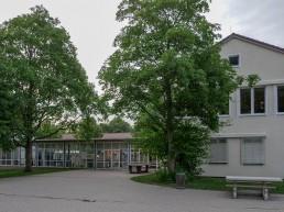 schulen bayreuth sankt georgen Aussenansicht