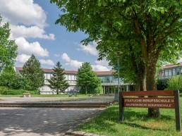 schulen bayreuth staatliche berufsschule 2 aussenansicht