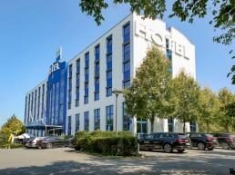 Transmar Hotel Aussenansicht