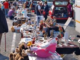 bayreuth maerkte flohmarkt Volksfestplatz