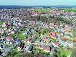 Luftbild Eckersdorf