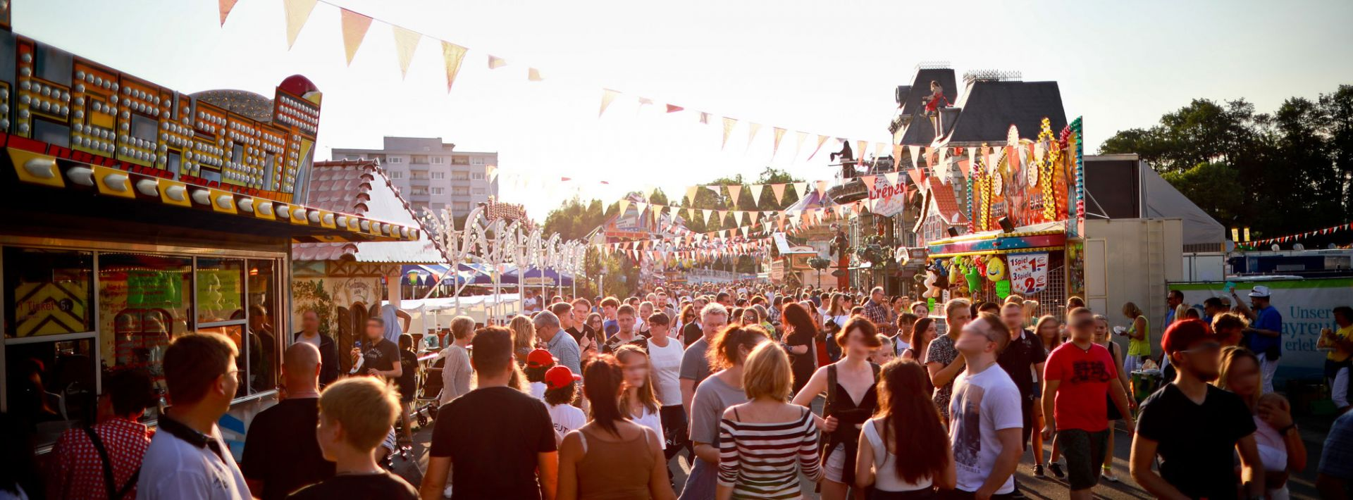 Volksfest hof 2020 fahrgeschäfte