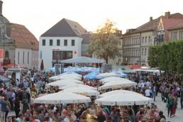 bayreuth feste weinfest veranstaltungsgelände