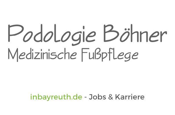 Logo podologie boehner