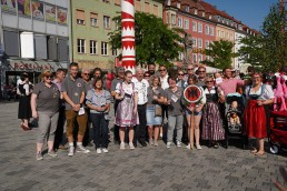Bayreuther Volksfestumzug 2019 - Foto: Stefan Dörfler