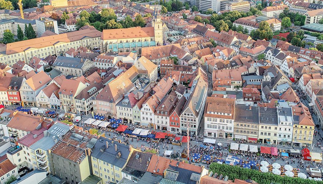 1,236 Millionen Euro für Belebung der Bayreuther Innenstadt