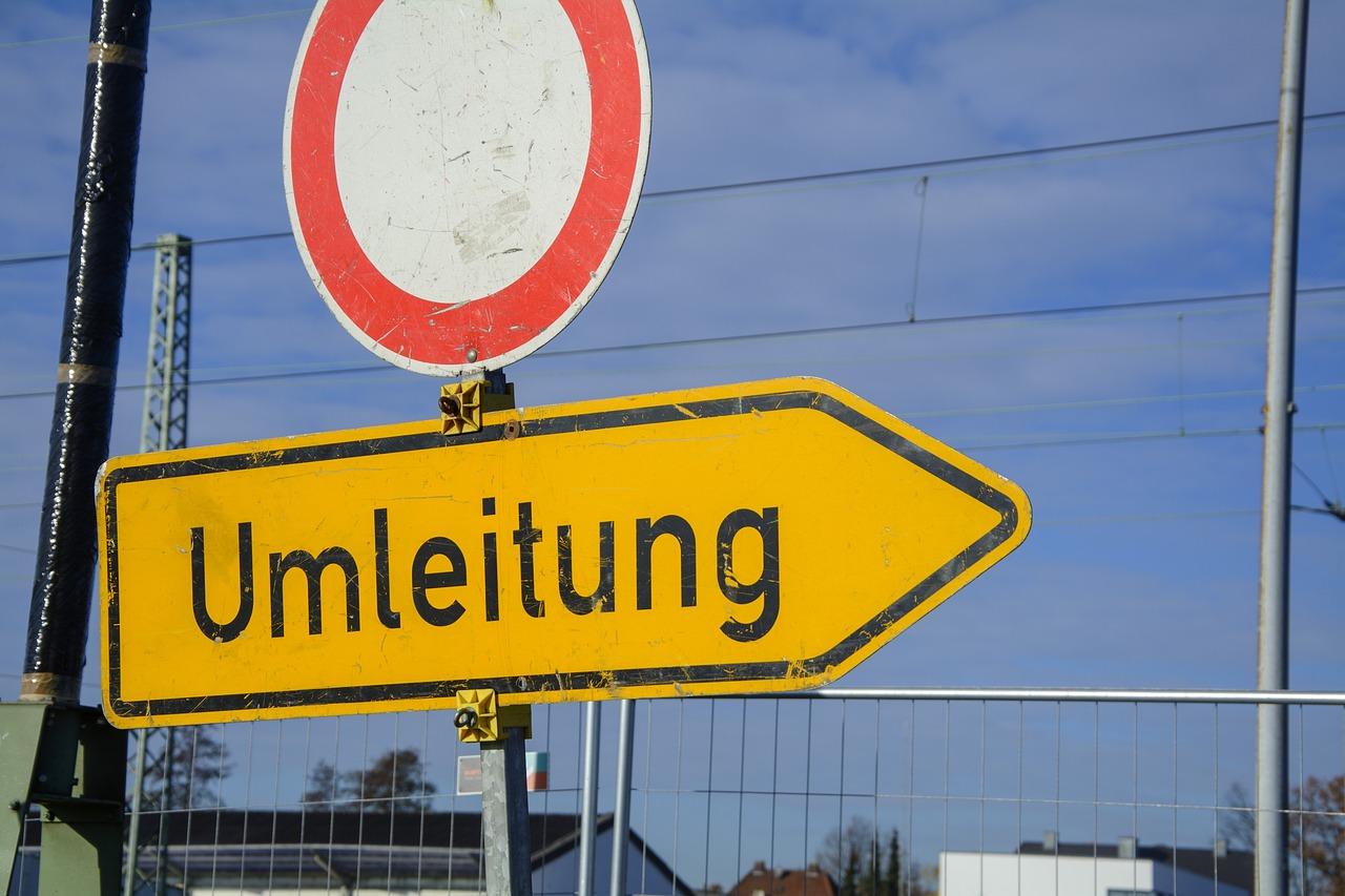 Lokalnachrichten in Bayreuth: Straßensperrungen im Stadtgebiet