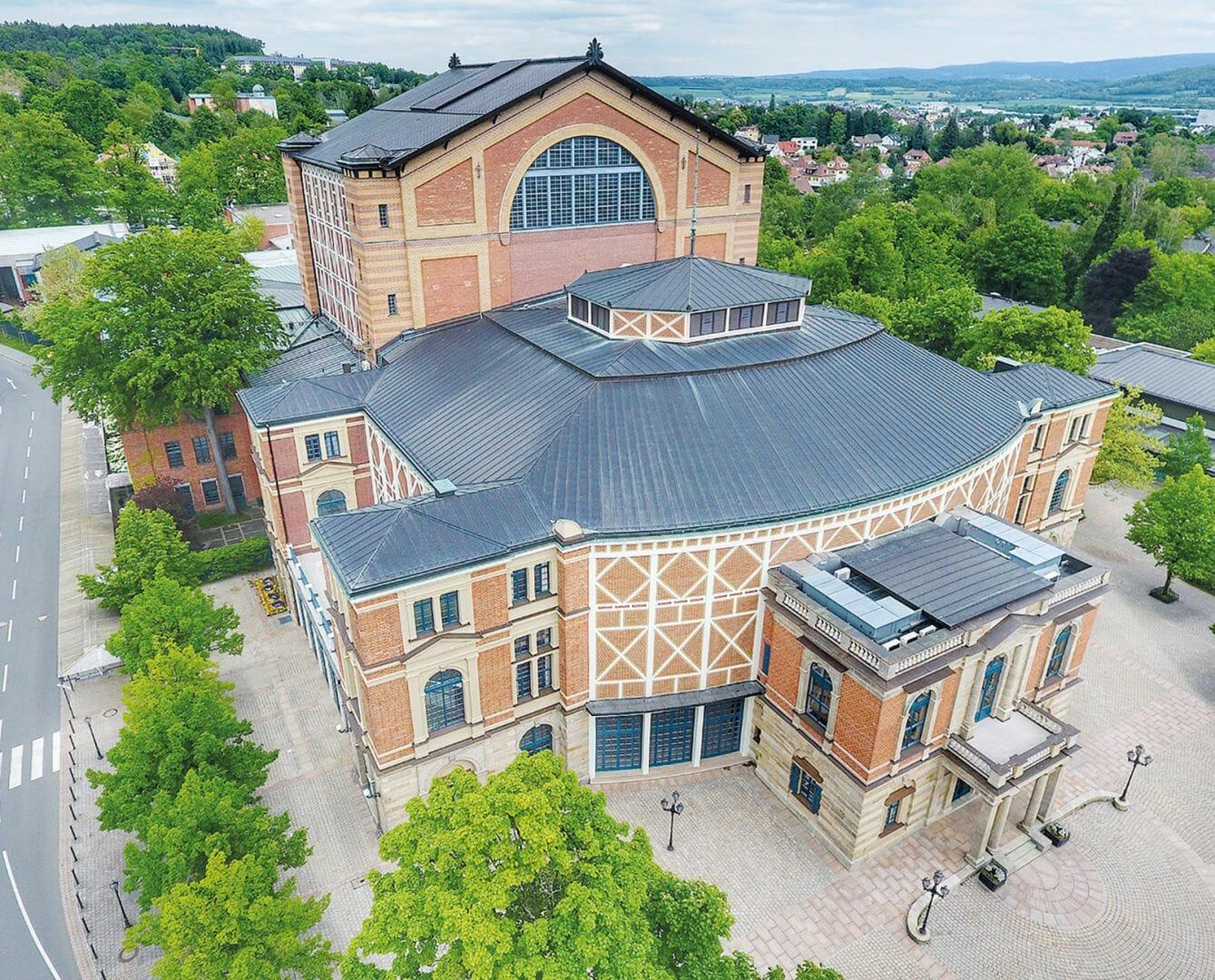 Lokalnachrichten in Bayreuth: Verkehrsregelungen rund um die diesjährigen Festspiele