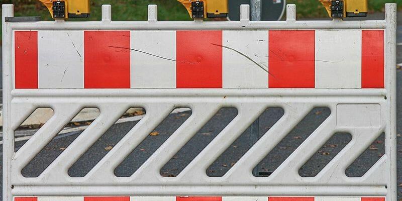 Lokalnachrichten Bayreuth: Neptunstraße gesperrt