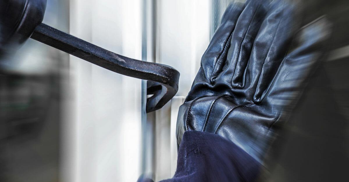 Polizei in Bayreuth: Nächtlicher Einbruchsversuch im Mehrfamilienhaus