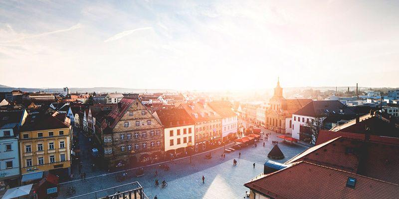 Corona-Virus in Bayreuth: Außengastronomie in der Stadt Bayreuth wieder möglich
