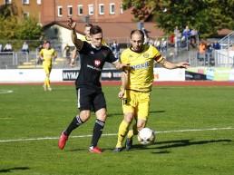 Anton Makarenko wird auch in der kommenden Saison für die SpVgg Bayreuth auflaufen.
