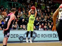 Auch Bastian Doreth freut sich wieder auf Live-Basketball.