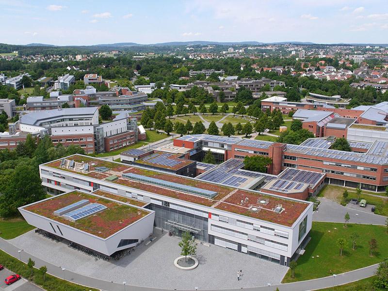 Uni Bayreuth Einschreiben
