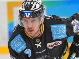 Tyler Gron bleibt bei den Bayreuth Tigers.