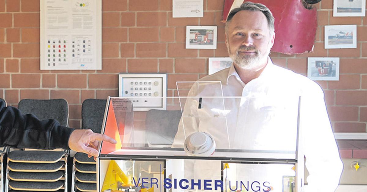 Nachrichten Bayreuth: Rauchmelder retten Leben und sind Pflicht!