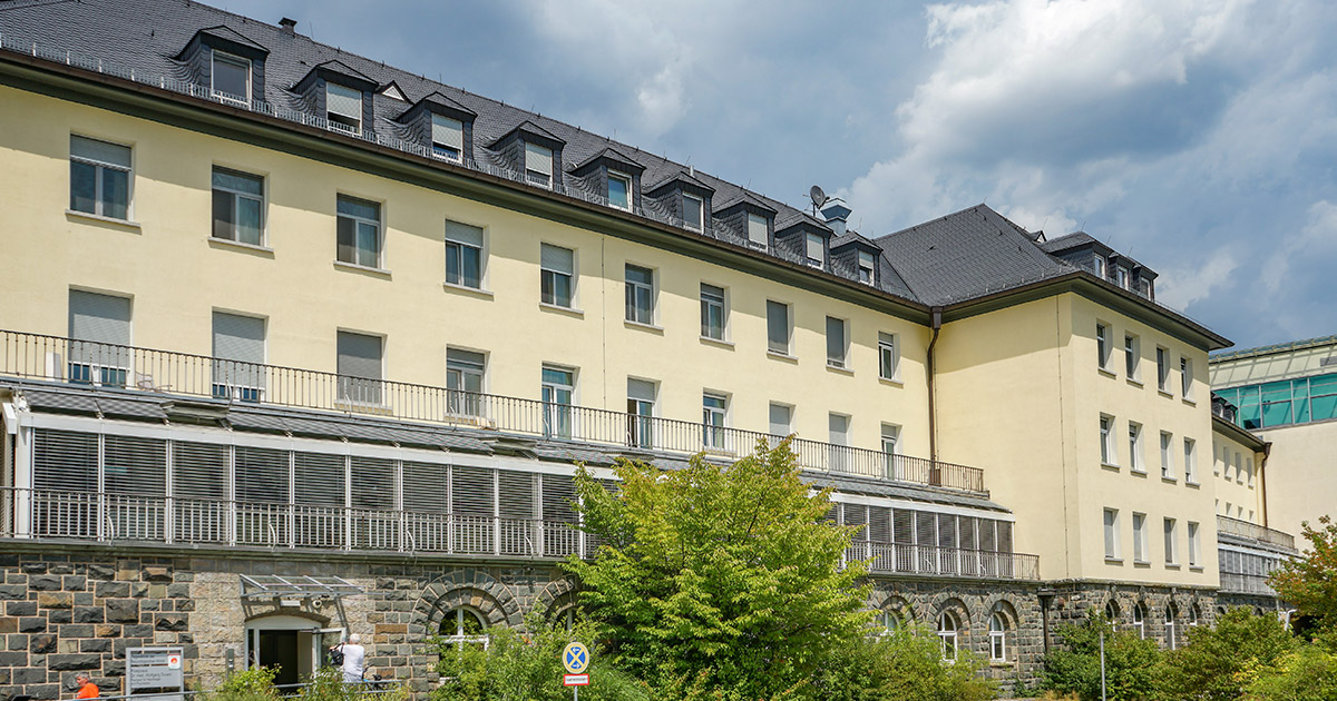 Nachrichten Bayreuth: Abschnittweiser Neubau geht weiter