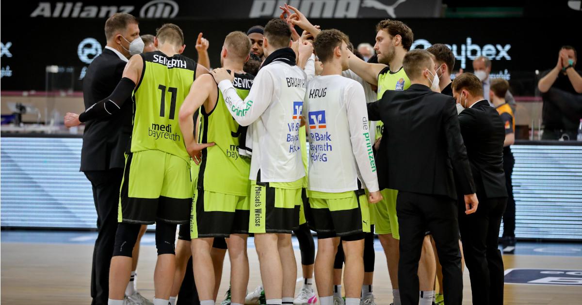 medi bayreuth: Vierter Sieg in Folge?