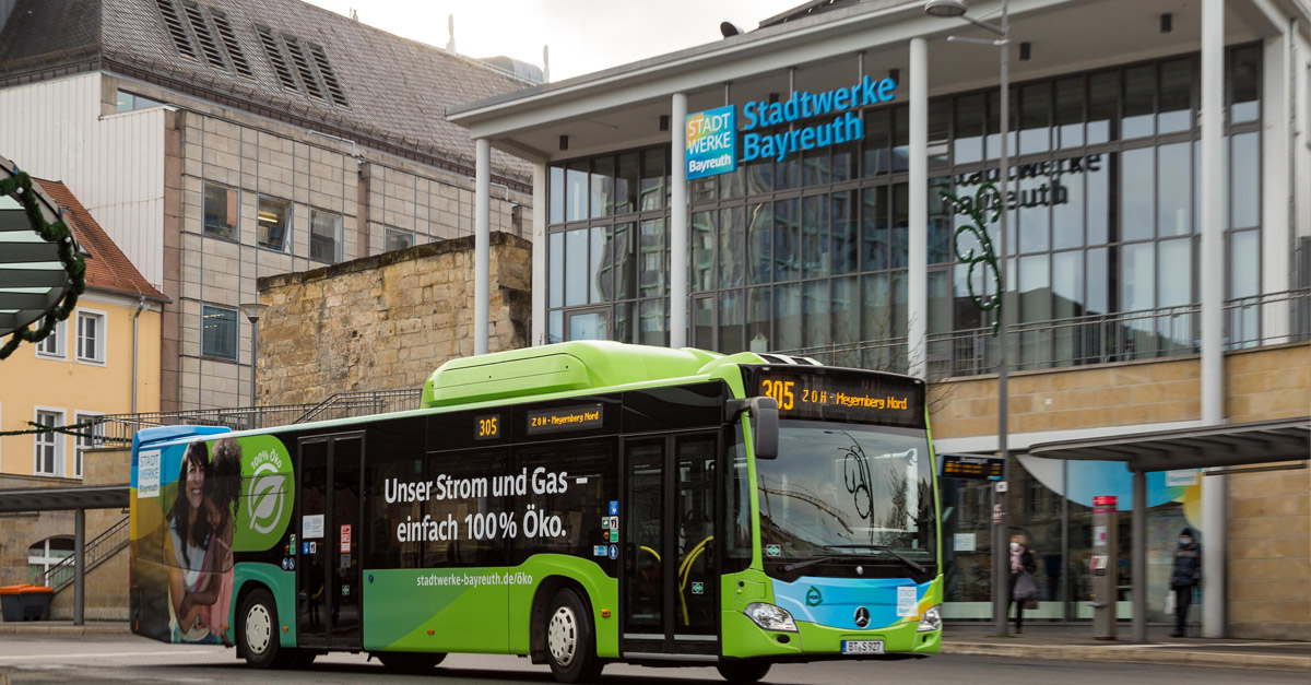 Corona in Bayreuth: Es gilt fast wieder der reguläre Fahrplan