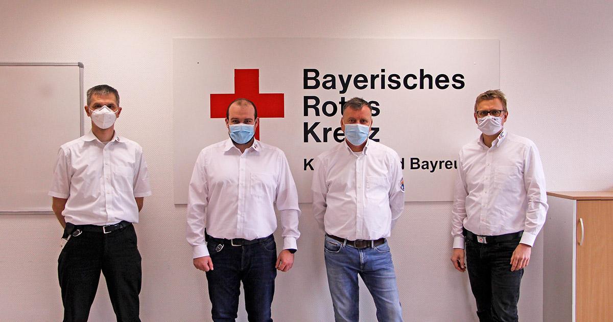 Lokalnachrichten Bayreuth: Führungswechsel im Nervenzentrum von Rettungsdienst, Feuerwehr und Co.