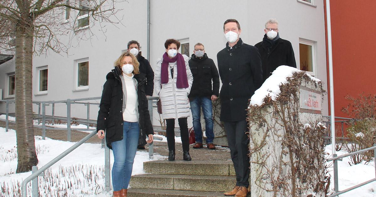 Corona-Virus in Bayreuth: Impfzentrum und mobile Impfteams