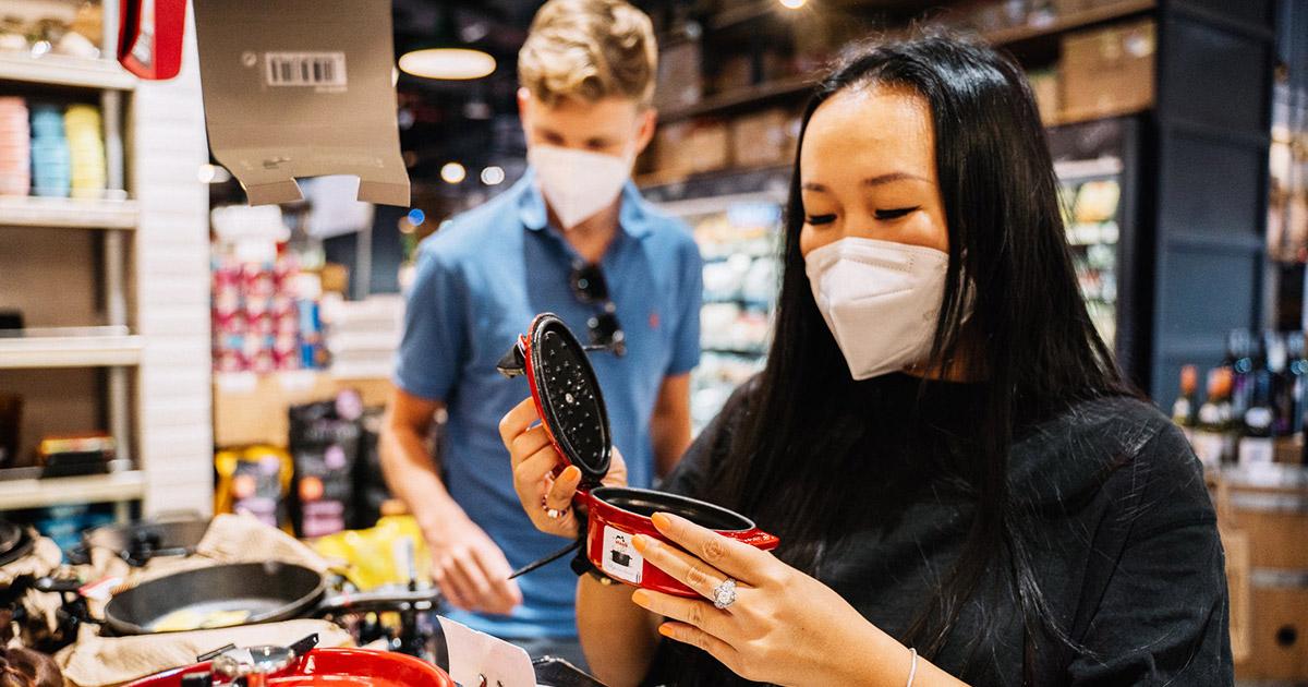 Corona-Virus in Bayreuth: Wie trage ich meine FFP2-Maske richtig?