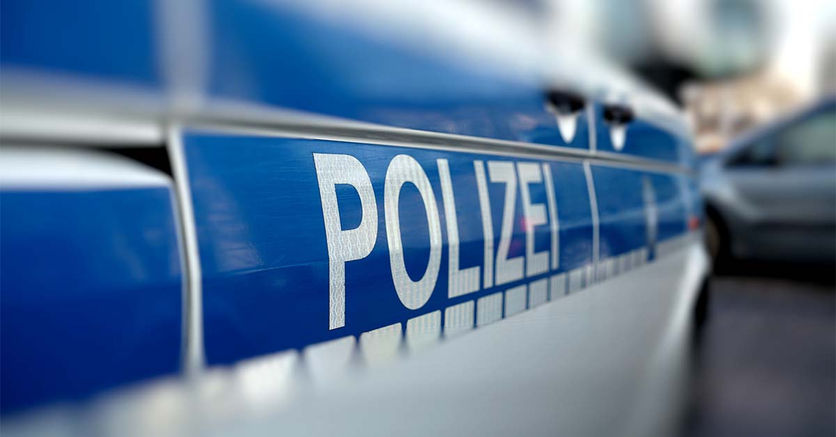 Polizei in Oberfranken: Tatverdächtige stellen sich nach Auseinandersetzung