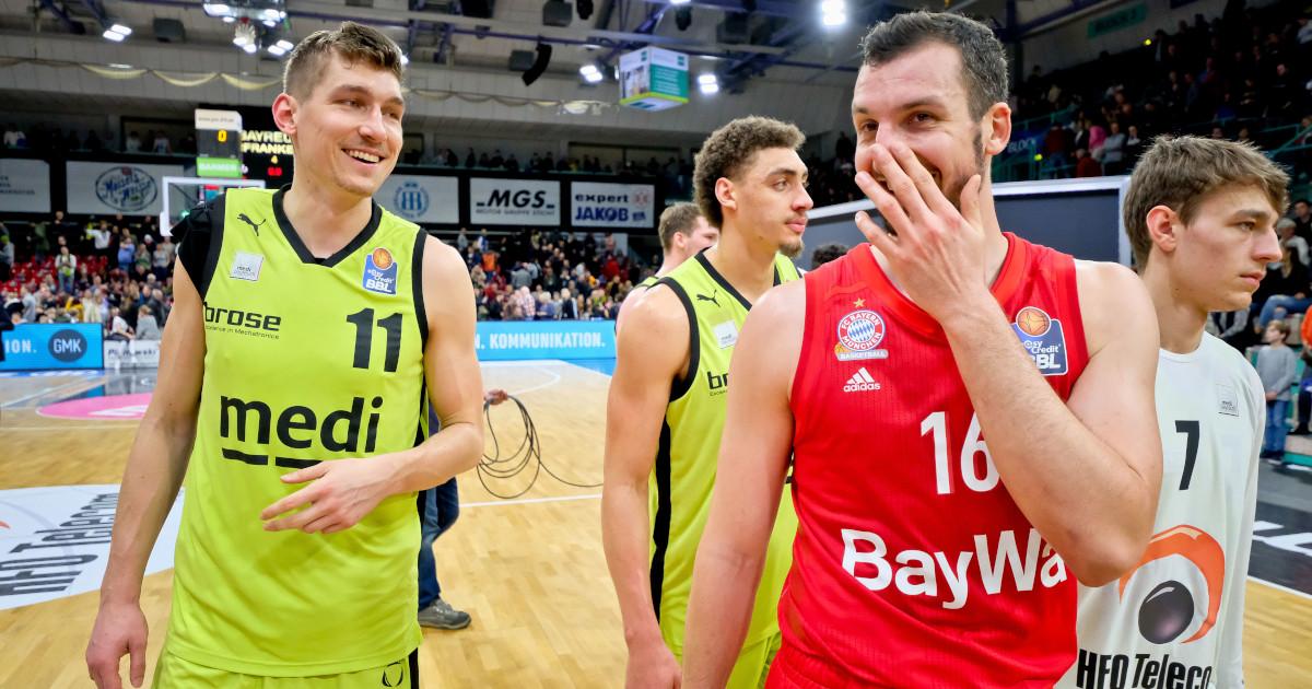 medi bayreuth: Gelingt ein zweiter Coup gegen die Bayern?