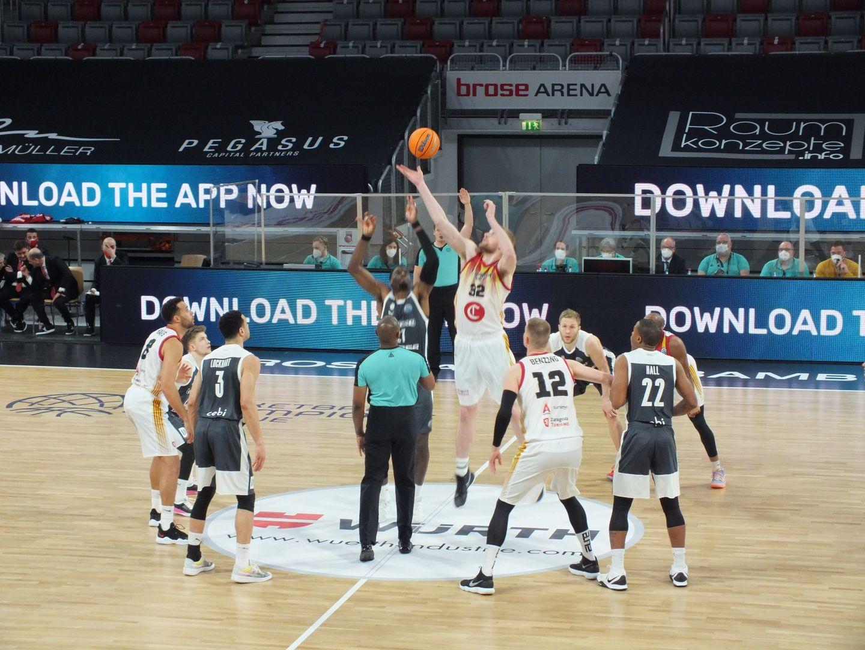 Brose Bamberg: Dank Glanzleistung wieder Chance auf Top-Eight-Finalturnier