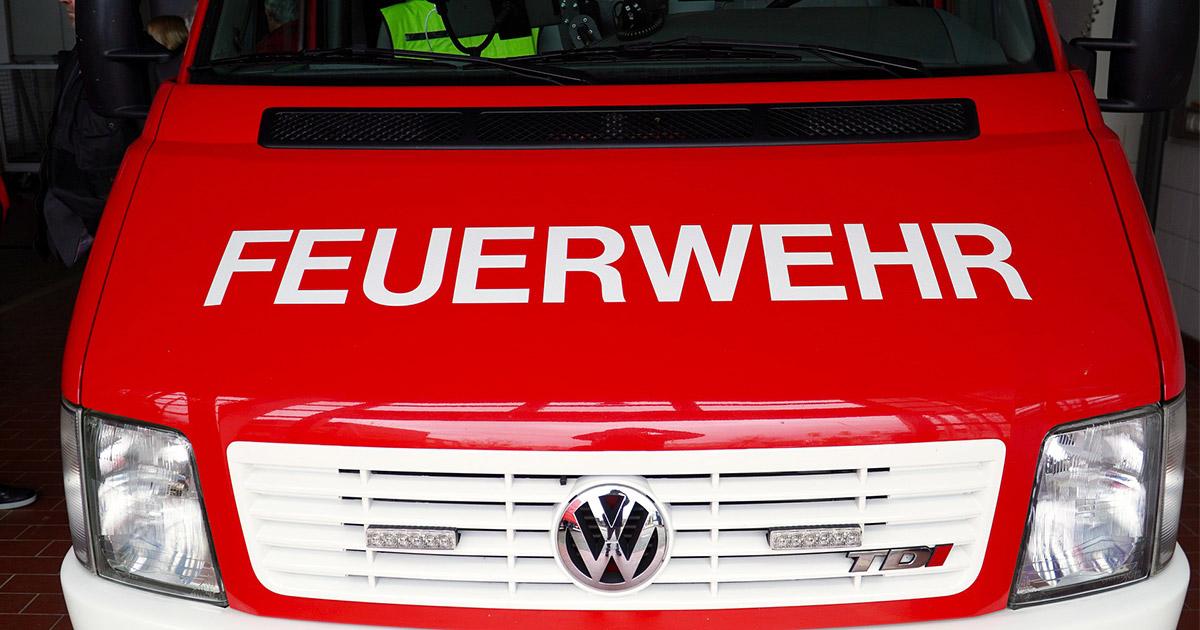 Polizei in Bayreuth: Asche entzündet sich in Container erneut
