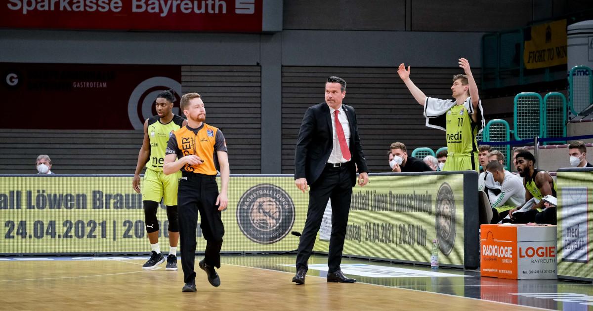 medi bayreuth: Korner fliegt bei Pleite gegen Ulm